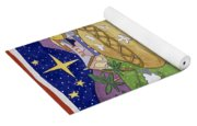 The Three Shepherds Yoga Mat