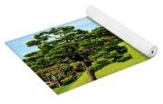 The Tree Garden Yoga Mat