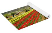 The Valley Blooms Yoga Mat