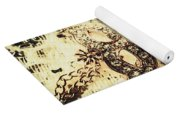 Theater Fun Art Yoga Mat