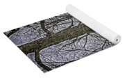 Thompson Lake Hdr  Yoga Mat