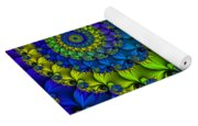Thorn Flower Yoga Mat