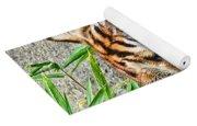 Tiger Portrait Yoga Mat