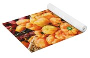 Tile Peppers Yoga Mat