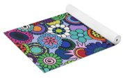 Time To Bloom Yoga Mat