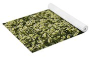 Tiny Meadow Flowers Yoga Mat