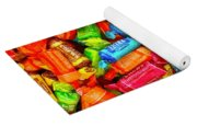 Tootsie Fruit Chews Yoga Mat