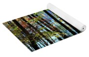Touch Of Autumn Yoga Mat