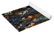 Touch Of Fall Yoga Mat