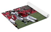 Rutgers Touchdown - Janarion Grant Yoga Mat
