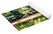 Tranquil Landscape At A Lake 1 Yoga Mat