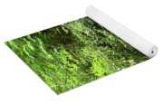Tranquil Mountain Laurel Stream In The Great Smoky Mountains National Park Yoga Mat