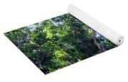 Tree Landing Yoga Mat