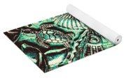 Tropical Bay Elements Yoga Mat