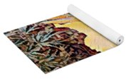Tropical Lilly Yoga Mat