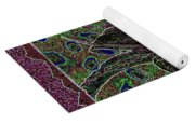 Tropical Lily 3 Yoga Mat