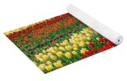 Tulip Fields Yoga Mat