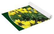 Tulip Town 2 Yoga Mat