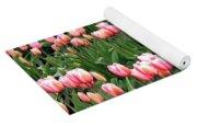 Tulip Town 8 Yoga Mat