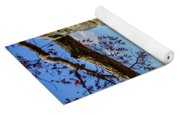 Twenty Minute Cliff Blue Ridge Parkway I Yoga Mat