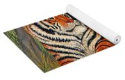 Two Tigers Yoga Mat