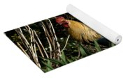 Uncle Rooster Yoga Mat