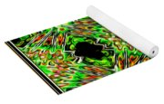 United Colors Abstract Yoga Mat