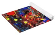 Universe Spaces Splash Yoga Mat