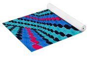 Up Across And Back Yoga Mat
