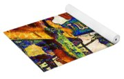 Van Gogh Takes A Wrong Turn And Discovers The Castro In San Francisco . 7d7547 Yoga Mat