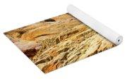 Vast Wonderland Valley Of Fire Yoga Mat