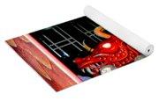 Vernadean Posterized - The Mama Dragon Yoga Mat