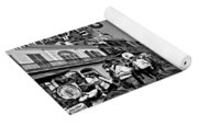 Vive Les French Quarter Monochrome Yoga Mat