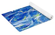 Water In The Pool Yoga Mat