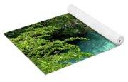 Water Shallows Yoga Mat