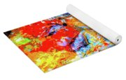 Water Whimsy 183 Yoga Mat