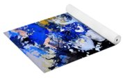 Watercolor 111001 Yoga Mat