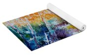 Watercolor 140908 Yoga Mat
