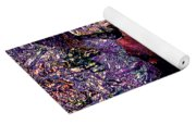 Waterdrop Abstract Yoga Mat