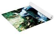 Waterfall Hilo Hi Yoga Mat