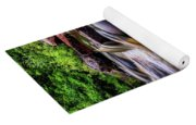 Wausau Whitewater Course Side View Yoga Mat