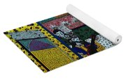 We Want Peace, Religion Of Humanity Yoga Mat