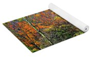 West Virginia Curves Yoga Mat