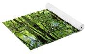 Wild Goose Woods Pond Iv Yoga Mat