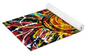 Wild Sunflowers 3 Yoga Mat