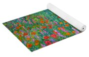 Wildflower Current Yoga Mat