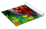 Wildflower Grizz II Yoga Mat