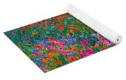 Wildflower Magic Yoga Mat