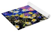 Wildflowers 67 Yoga Mat