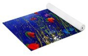 Wildflowers 78 Yoga Mat